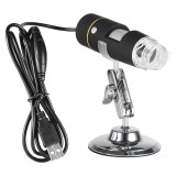 Review 1000X Magnification Usb Digital Microscope With Otg Function Endoscope 8 Led Light Magnifying Glass Magnifier With Stand Intl Not Specified On China