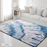 Buy 100 150Cm Bedroom Floor Mat Carpet Soft Bedside Nordic Style Print Anti Slip Tea Table Mats Sofa Rugs Large Carpets Intl Online China