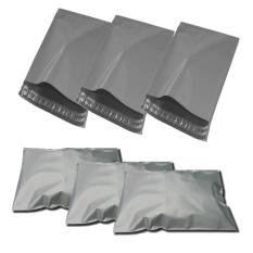 100Pcs 35Cm X 50Cm Grey Poly Mailer Plastic Mailing Envelope Packaging Bag Best Price