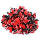 100Pcs Adhesive Cable Clips Wire Clips Car Cable Organizer Cable Wire Management Drop Cable Clamp Wire Cord Tie Holder For Car Office And Home Intl Compare Prices