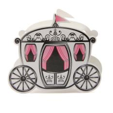 100Pcs Enchanted Carriage Cinderella Wedding Party Favor Box Candy Gift Boxes For Sale Online