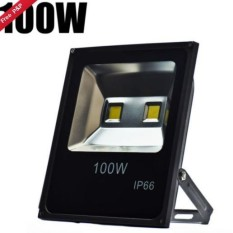 100W LED Flood light Outdoor Security Spotlight Landscape Lamp IP65 Waterproof - intl