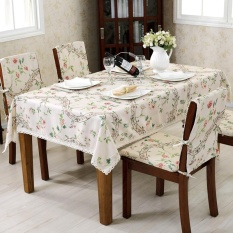 100X150Cm American Rustic Style Tableclothes Floral Print Rectangular Tea Table Cover Home Party Decoration Table Cloth Intl Not Specified Discount