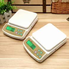 Cheaper 10Kg X 1G Digital Postal Kitchen Counting Weighing Electronic Scales For Household Use With Backlight Intl