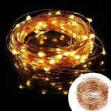 Compare Prices For 10M 100 Led Battery Operated Copper Wire Fairy Light Warm White