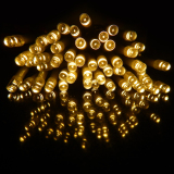 10M 100 Led Waterproof 5 Functions Battery Operated Led String Lights For Xmas Garland Party Wedding Decoration Fairy Lights Warm White Price