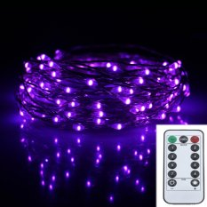 Sale 10M 100Leds Battery Operated Remote Control Led Fairy String Light 8 Lighting Modes Indoor Outdoor Decor Lamp Intl Er Chen Wholesaler