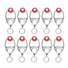 Sale 10Pcs Cap Flip Top Stopper Root Homebrew Beer Bottles Replacement Swing Caps Intl Oem Online