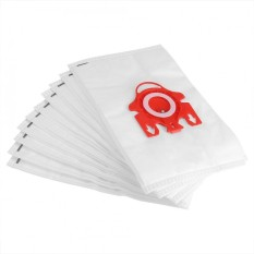 Great Deal 10Pcs Vacuum Cleaner Dust Filter Bags Parts Fit For Miele Fjm S4780 4510 4300 Intl