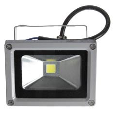 10W Pure White High Power LED Flood Wash Light Lamp Bulb Outdoor Waterproof 220V - intl