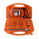 11 In 1 Magic Bow Saw Hand Home Tools Kit Steel Glass Wood Working Cutting With Box Orange Intl Shopping