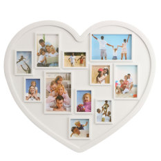 Buy 11 Pictures Heart Shape Multi Collage Photo Frame Wall Hanging Home Decoration Intl On China