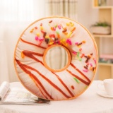 Sale 11 Styles Doughnut Donut Shaped Ring Plush Soft Novelty Style Cushion Pillow J Intl Online On China