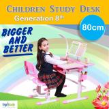 Sale 12 Months Warranty Children Ergonomics Study Table And Chair Newly Added Features Children Ergonomics Study Desk And Chair Set Online Singapore