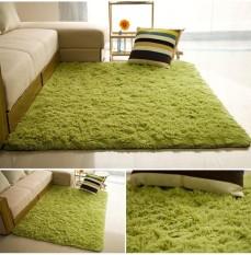 120x60cm Soft Shaggy Carpet For Living Room European Home Warm Plush Floor Rugs fluffy Mats Kids Room Faux Fur Area Rug Living Room Mats - intl