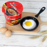 Where Can I Buy 12Cm Mini Flat Non Stick Frying Pans 4 Inch Egg Dumplings Melaleuca Leather Frying Pan Wok Baby Food Supplement Electromagnetic Stove Frying Pan