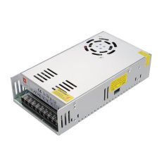 Compare Price 12V 40A Switch Power Supply For Led Strip Light White On China