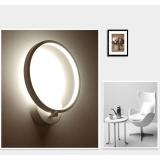 Buy 12W Led Acrylic Wall Mount Light Fixture Bedside Lamp Reading Room Aisle Lamp Intl Cheap China