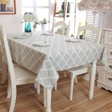 Sale 130 180Cm Printed Cotton Tablecloth Rectangular Home Decor Table Cloth Desk Cover For Wedding Party Intl On China