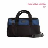 13 Weatherproof Electrician Tool Bag Heavy Duty Storage Singleshoulder Blue Intl Compare Prices