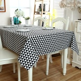 Who Sells The Cheapest 140 160Cm Ractangle Linen Table Cloth Geometric Print Coffee Wedding Party Desk Covers Home Decor Intl Online