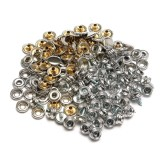 150Pcs Stainless Steel Marine Canvas Fabric Snap Cover Button Socket Kit Intl Lower Price