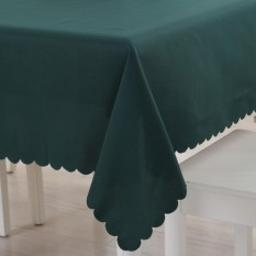 Buying 150X210Cm Rectangle Table Cloth Polyester Tablecloths Table Cover For Home Dining Wedding Party White Blue Black Red Pink Purple Intl
