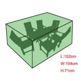 Sale 152Cm Waterproof Outdoor Garden Patio Furniture Cover Table Shelter Protect Cube Export Intl China