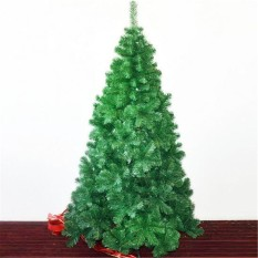 1.5m PVC Artificial Christmas Tree Xmas Party Holiday Ornament Decor w/ Stand - intl
