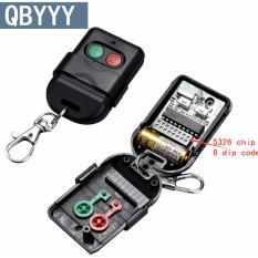 Coupon 15Pcs Singapore Malaysia 5326 330Mhz Dip Switch Auto Gate Duplicate Remote Control Key Fob Intl