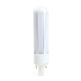 Review 15W G24 Led Bulb Horizontal Plug Lamp White Lights 1200Lm Ac100 240V 360° Export On Singapore