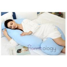 165Cm Premium Pregnancy Feeding Maternity Pillow Blue Coupon Code