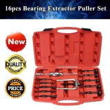 Review 16Pcs Slide Hammer Blind Hole Pilot Bearing Puller Internal Extractor Remover Intl Not Specified