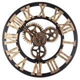 Price 17 7 Inch 3D Large Wall Clock Retro Decorative Big Gear Design Oem China