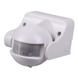 Sale 180 White Occupancy Sensor Pir Motion Light Switch Wall Mounted 1200W Oem Cheap