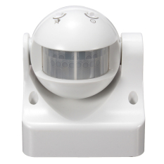 Retail Price 180° Pir Motion Activated Sensor Led Light Indoor Outdoor Garden Patio Wall Shed Intl