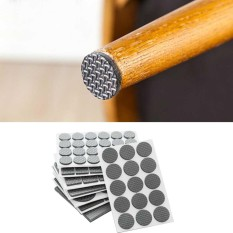 186pcs Furniture Felt Pad Environmental Friendly Pp Self Adhesive Non Slip Floor Scratch