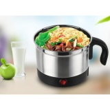 Latest 18Cm High Quality Stainless Steel Multi Function Electrical Cooking Pot Intl