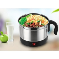 Sale 18Cm High Quality Stainless Steel Multi Function Electrical Cooking Pot Intl