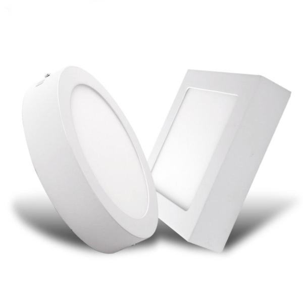 18W Square Panel Light (White)
