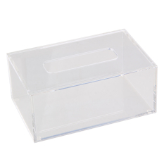 Sale 19 6 X 12 5 X 8 4Cm Acrylic Tissue Box Transparent Intl