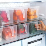 1Pcs Kitchen Refrigerator Box Lid Plastic Food Storage Box Crisper Drawer Finishing Box Intl In Stock