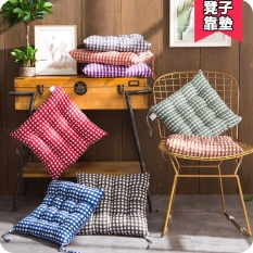 1pcs Padded Chair Cushions Winter Cushions Dinette Office Stool Cushions - intl