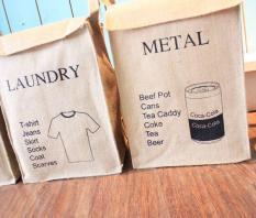 1Pcs The Explosion Of Zakka Cotton Storage Box Laundry Basket Home Furnishing Zangyi Instoragebarrels Classification Storage Basket Selling Sundries Metal Intl For Sale
