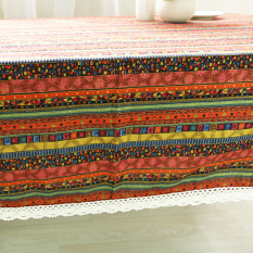 Purchase 1X E:140X140 Bohemia Coffee Table Cloth Table Cloth Online