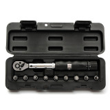 Sale 2 14Nm 1 4 Bits Alloy Steel Bicycle Drive Torque Wrench Key Tool Socket Set China