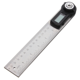 Where To Shop For 2 In 1 Lcd Digital Angle Finder Meter Ruler Measurer 200Mm 360Degree Protractor