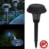 Discount 2 Pcs Led Outdoor Solar Uv Mosquito Insect Pest Bug Zapper Killer Garden Light Lamp Oem China