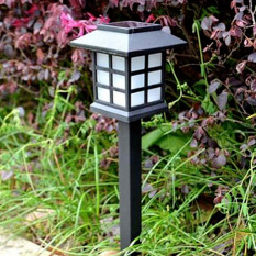 Where To Shop For 2 Pcs Solar Power Lamp Led Light Yard Lawn Light Party Path Outdoor Solar Light Garden Lamp Intl