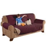 The Cheapest 2 Seater Sofa Protector Water Resistant Furniture Settee Cover Coffee Intl Online